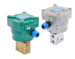 ASCO Introduce Two Intrinsically Safe Solenoid Valves to Their Range