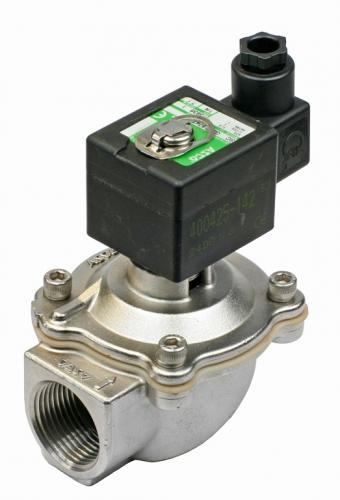 ASCO ZN Solenoid Valve Operator  For Potentially Explosive Atmospheres