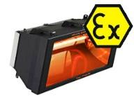 Infrared Heaters - Hazardous Area (ATEX)