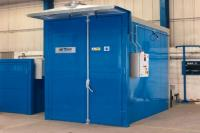 Airflow Industrial Drum Ovens - Safe & ATEX Hazardous Areas