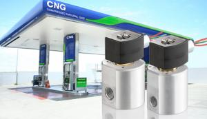 Solenoid Valves For Compressed Natural Gas (CNG) Applications