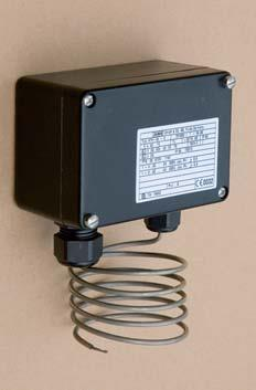 Chromalox TAM-EXGD Hazardous Area Ambient Thermostat - Zone 1 or Zone 21 - Gas or Dust