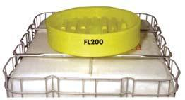 Darcy Spillcare Drum Funnels 205 Litre Drums