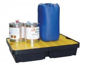Darcy Spillcare Poly Can & Lab Tray