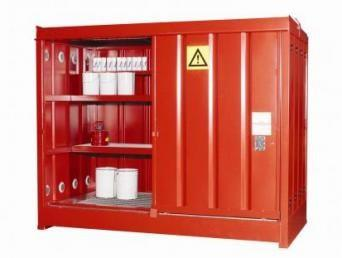 Darcy Spillcare Secure Chemical Storage Unit