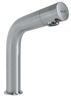 Dart Valley Systems Aquarius High Neck & High Neck SV - No Touch Automatic Taps