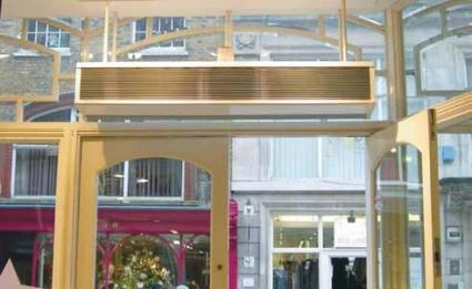 Dimplex Cab Air Curtains Air Heaters Over Door Heaters Surface Mounted Air Heaters