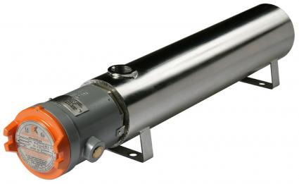 FP-MLH & FP-MLHX EXHEAT Hazardous Area Flameproof Mini Line Heaters - ATEX Zone 1 & Zone 2