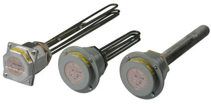 HB Rod Type EXHEAT Industrial Immersion Heaters