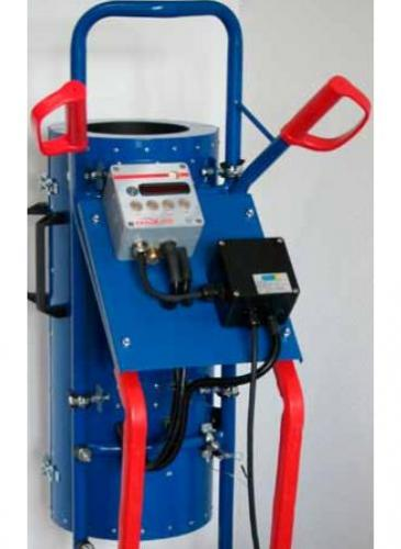 Eltherm ELFL Heaters For Gas Bottles - ATEX & Zone 1 & Zone 2