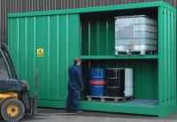 Empteezy Products - Drum & IBC Storage & Spill Containment