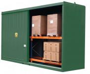Empteezy RS6M Rackstor Fully Enclosed Secure Dry Goods Store