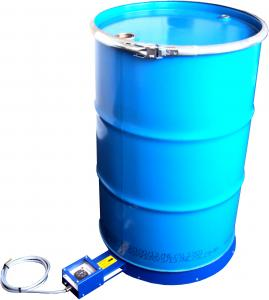 Base Heaters for Steel Drum Container Heating