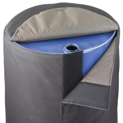 HIJD/A Insulated Drum Heating Jackets
