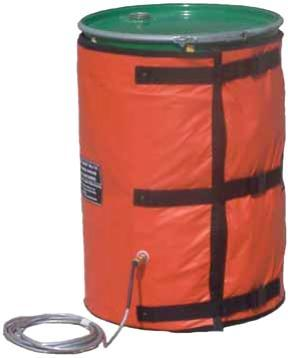Inteliheat 2D/Z1 200 Litre Drum Heater Jackets - Hazardous Area