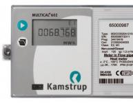 Kamstrup Heat Meters (RHI Compliant)