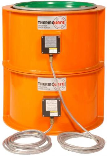 Thermosafe Type B Induction Drum Heaters - ATEX & IECEx Zone 1 & Zone 2