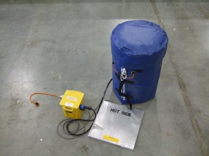 24V Base Drum Heater - Low Voltage Base Drum Heater