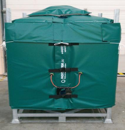 Low Voltage IBC Heating Jackets - 24V & 48V IBC Heating Jackets