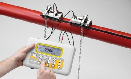 Micronics Portable Clamp On Ultrasonic Flow Meter