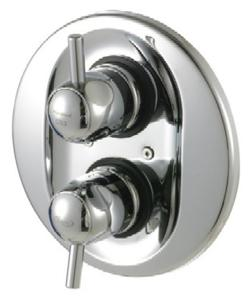 Reliance Water Controls Heatguard CS3 TMV3 Approved Thermostatic Showers