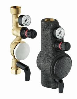 Rwc Reliance Water Controls Tenant Valve Assembly Wras