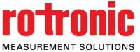 Rotronic Humidity and Temperature Measurement Sensors