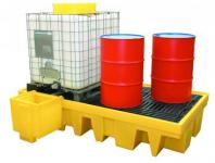 Spill Containment & Storage