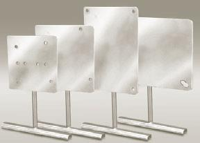 Thermon Xp 1 Stainless Steel Mounting Bracket