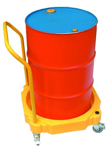 Wps Bunded Drum Dolly Amp Trolley Plastic Spill