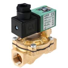 ASCO 2 way pilot operated solenoid valve