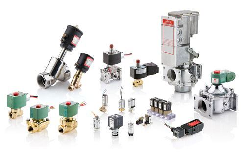 ASCO Solenoid Valve 2 Way & 3 Way Solenoid Valves, Direct Operated and Pilot Operated