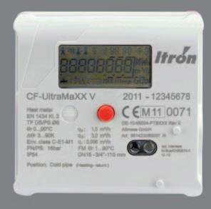 Itron CF-UltraMaxx V Heat Meter - Small Calculator