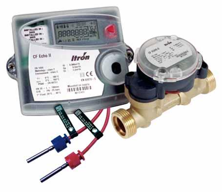 Heat Meters - Itron Heat Meters - CF Echo II