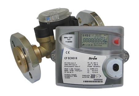 Heat Meters - Itron Heat Meters - Echo II