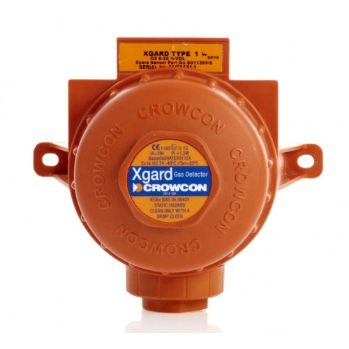 Crowcon Fixed Gas Detector - Crowcon Xgard Range