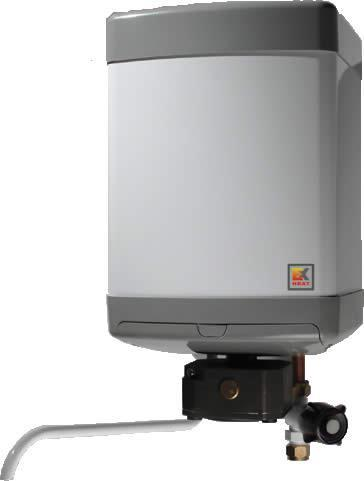 EXHEAT RFA-OS Hazardous Area Over Sink Water Heaters