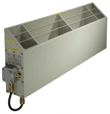 EXHEAT FCR Hazardous Area Convector Heater