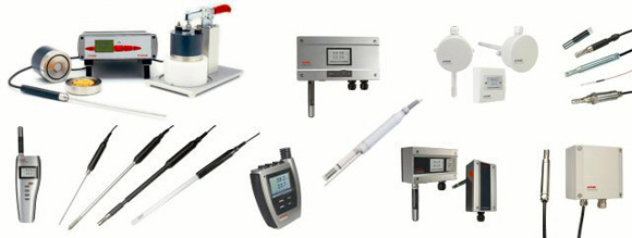 Rotronic - Humidity & Temperature Probes, Data Loggers & Transmitters