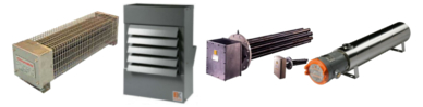 Process Heating - Air & Fan Heaters, Immersion Heaters, Trace Heating & Heated Hoses