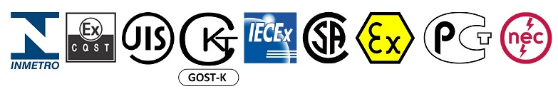 Safe & Hazardous Area In Line Heaters from T&D - ATEX, IECEx, CSA certifications & more
