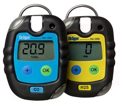 Drager Gas Detection - Portable & Fixed Gas Detectors