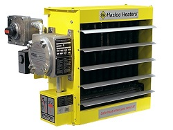 HAZLOC Explosion-proof Heaters - XEU1