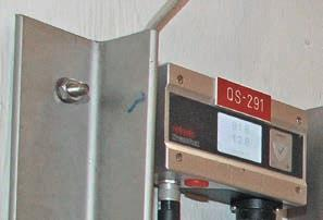 Measuring Humidity & Temperature With Rotronic HF5 Transmitters In Cheese Production