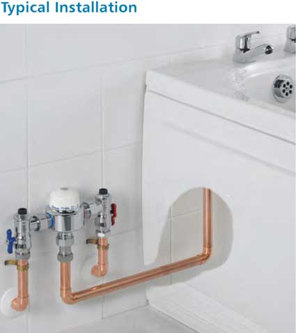 Promix 22 2 Thermostatic Mixing Valve Tmv Reliance Water