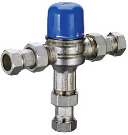 Reliance Water Controls Thermostatic Mixing Valves - Heatguard BF2-2