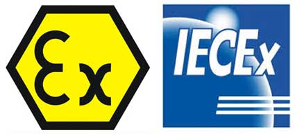 ATEX & IECEX Heat Tracing Cable