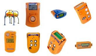 Crowcon Portable Gas Detectors Range