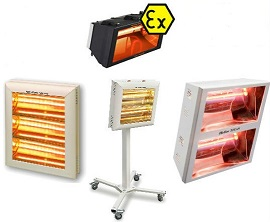 Star Progetti Industrial Infrared Heater