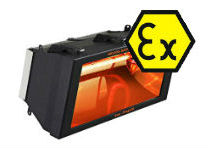 ATEX Infrared Heater Star Progetti EHSAFE